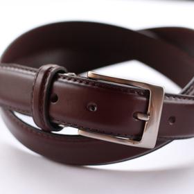 Italy leather ビジネスベルト NI-009
